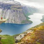 Как попасть в сказку? Поехать в Норвегию!
